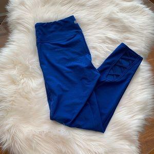 Bright Blue Ellie Activewear Leggings